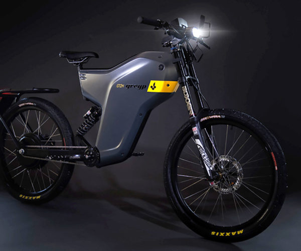 Rimac Electric Bike Can Go 150 Miles on a Single Charge