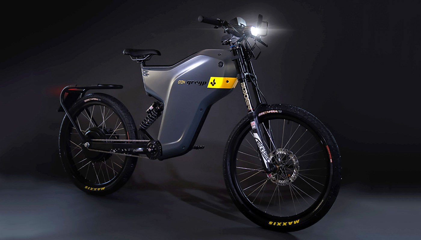 Rimac Electric Bike Can Go 150 Miles On A Single Charge Technabob