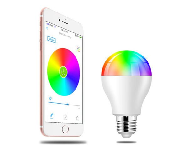 Deal: $20 Bluetooth Color-Changing Smart Light Bulb