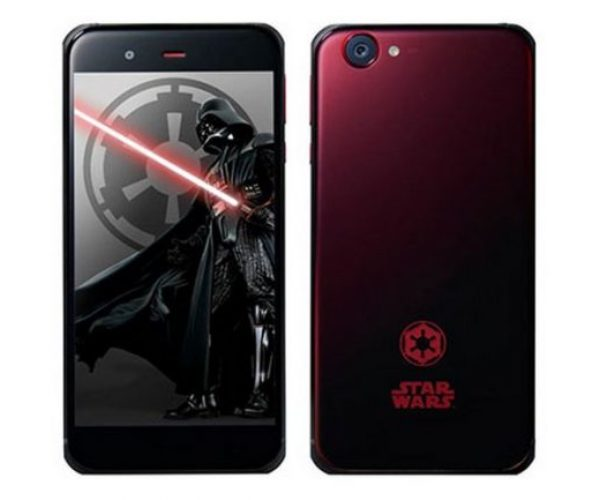Sharp Japan and Softbank Offering Star Wars Smartphones