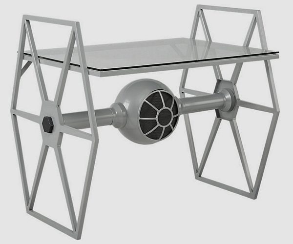 Star Wars TIE Fighter Desk: For Imperial Accountants