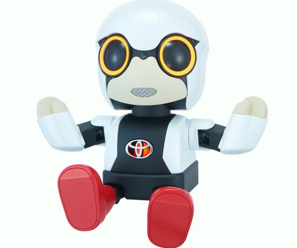 Toyota KIROBO Mini Robot Wants to Be Your Driving Co-Pilot