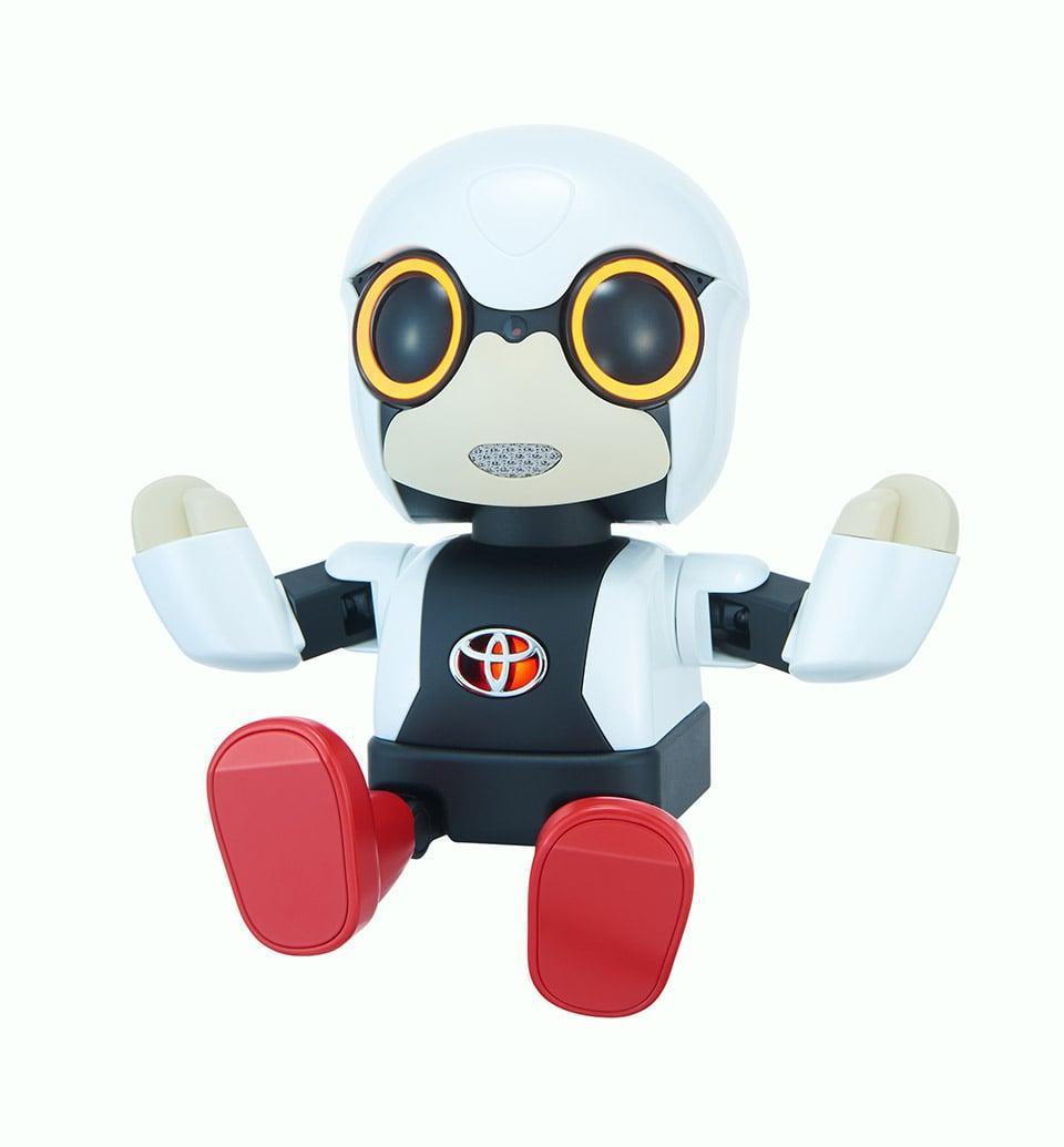 Toyota KIROBO Mini Robot Wants to Be Your Driving Co-Pilot: technabob.com/blog/2016/10/04/toyota-kirobo-mini-driving-robot