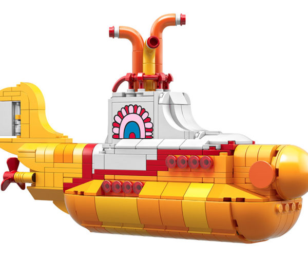 We All Live in a LEGO Submarine