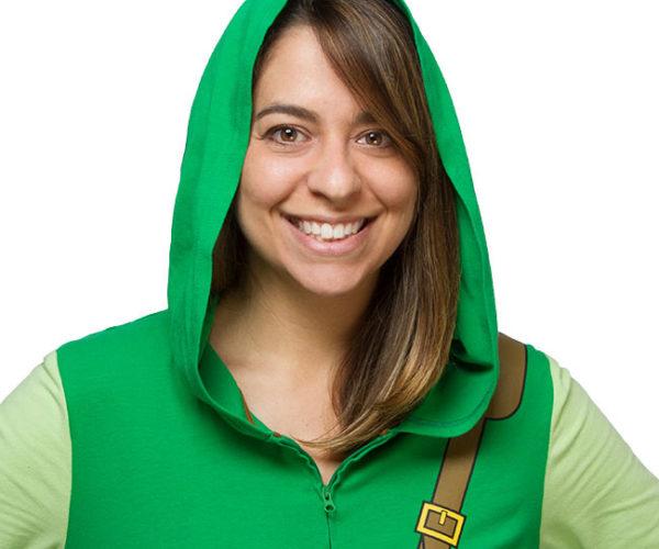 Legend of Zelda Link Ladies Romper: It's Dangerous to Clothe Alone