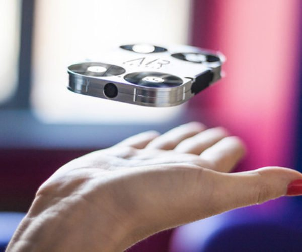 AirSelfie: A Drone for Taking Selfies