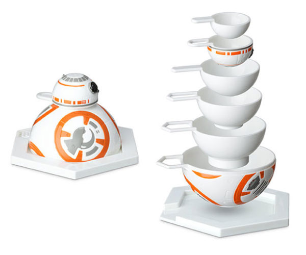BB-8 Measuring Cup Set Is Too Cool for the Drawer