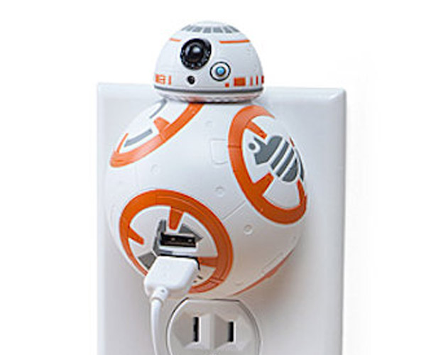 Star Wars BB-8 USB Wall Charger: Utility Droid