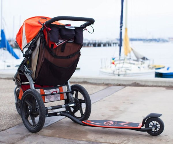 Bobtail Turns Strollers into Scooters