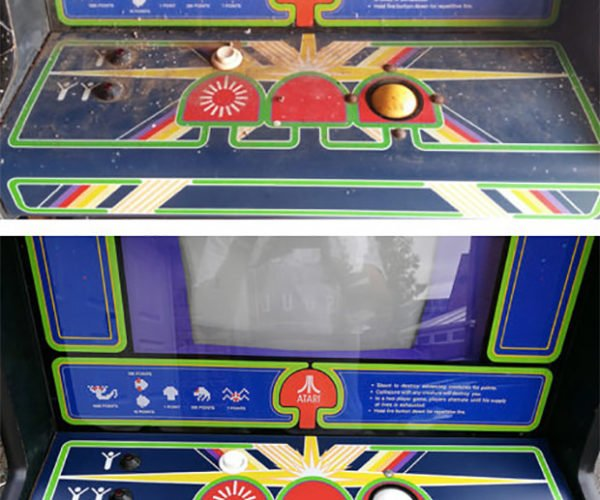 Dude Restores '80s Centipede Arcade Cabinet and I Want to Play
