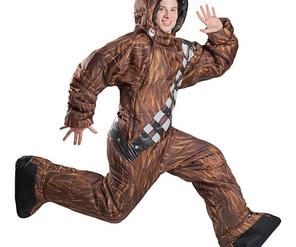 Chewbacca Selk'bag Wearable Sleeping Bag: Laugh It Up, Fuzzball.