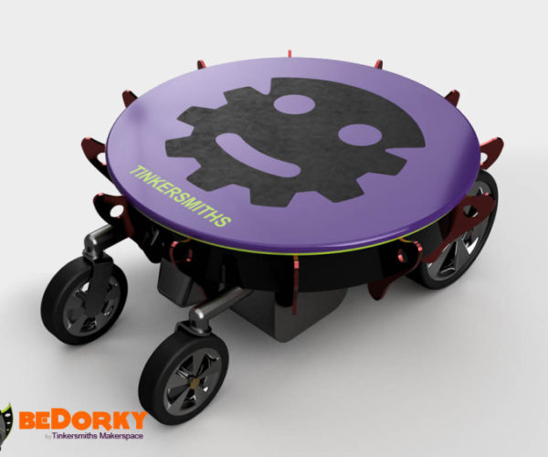 DIY Dorkpod Is the Dorkiest Way to Get Around