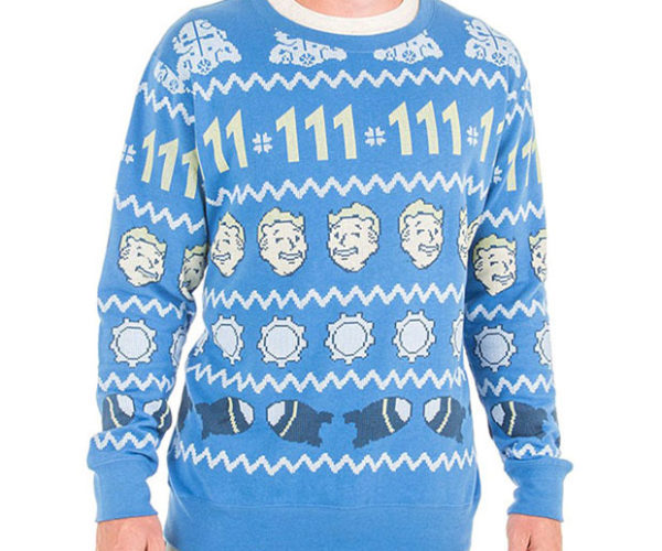 Fallout Holiday Ugly Sweater Is Neither Ugly Nor a Sweater