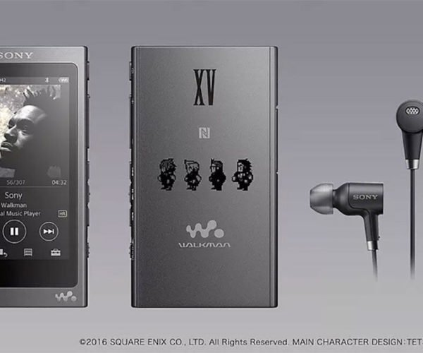 Sony Launches Final Fantasy XV Walkman, Headphones, and Speaker