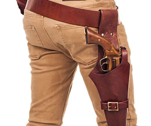 Firefly Malcolm Reynolds' Holster and Belt is Gorram Awesome