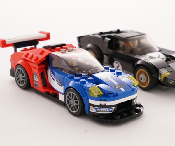 LEGO Speed Champions Set Includes Ford GT40 and Ford GT