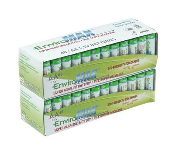 Deal: Fuji EnviroMAX AA & AAA Batteries