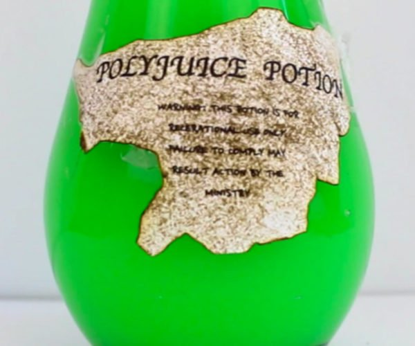 Make Your Own Harry Potter Polyjuice Potion