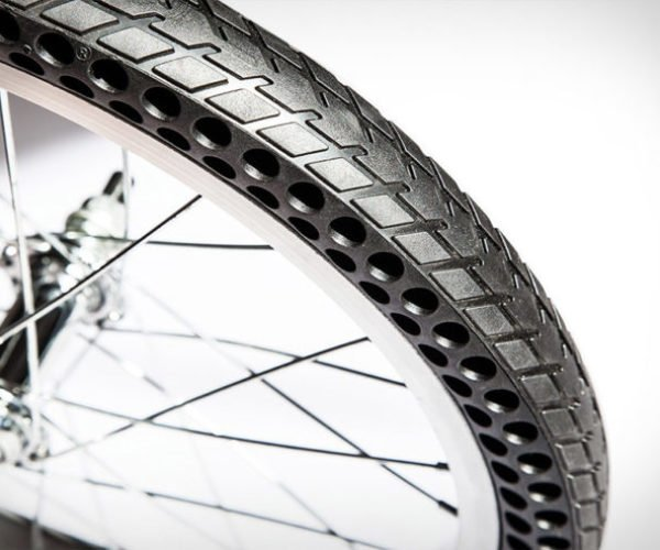 Nexo Ever Airless Bike Tires Will Never Go Flat