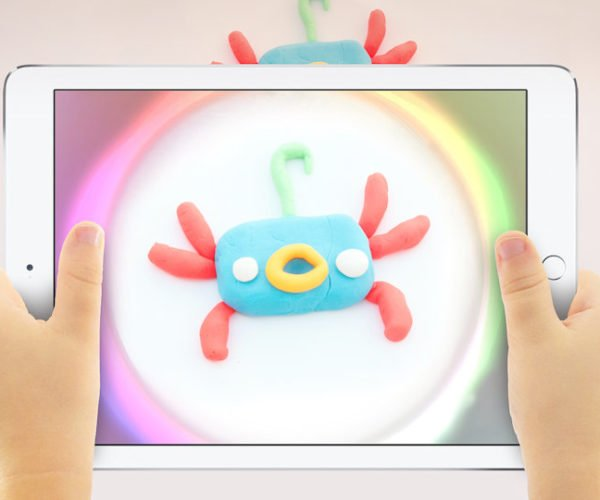Play-Doh App Turns Your Creations into Animated Characters