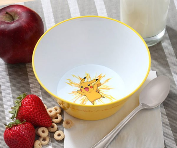 Pokémon Cereal Bowl Set: Cap'n Crunch, I Choose You!