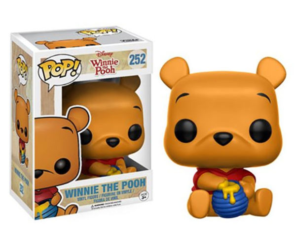 Winnie the Pooh Funko POP! Figures Will Eat Your Honey