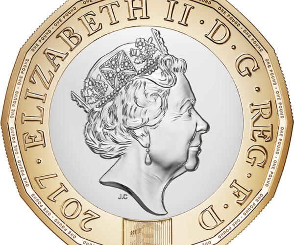 United Kingdom Gets New High-Tech 12-Sided £1 Coin