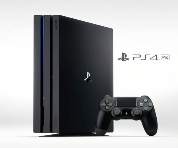 Win a PlayStation 4 Pro!