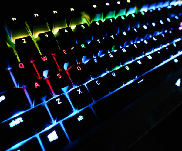 Review: Razer BlackWidow X Chroma Keyboard