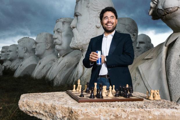 Hikaru Nakamura Plays Chess with Presidents