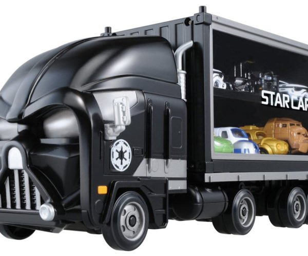 Star Cars Darth Vader Truck: The Dark Lord of the Highway
