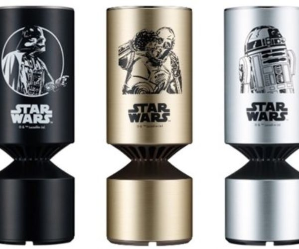 Star Wars Personal Air Purifiers: Breathe in the Power of The Force