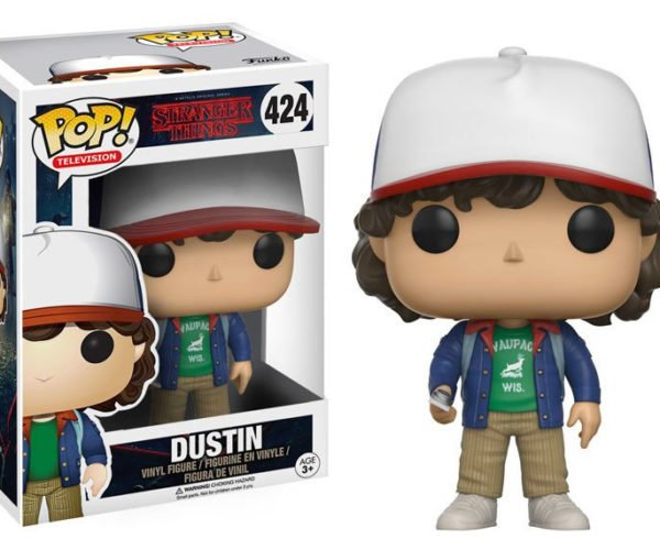 Stranger Things Pop! Vinyl Figures Include Eleven with Eggos