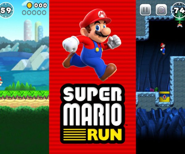 Super Mario Run iOS Release Date Announced