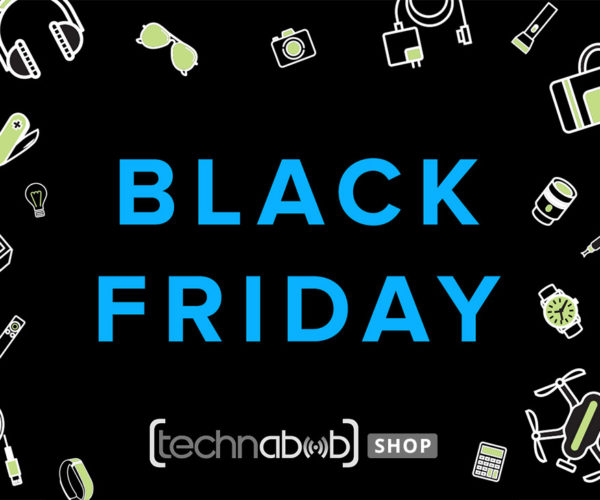 Black Friday 2016: Save an Extra 15% off Gadgets and Gear in the Technabob Shop