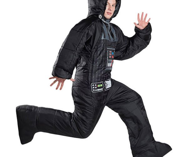 Darth Vader Selk'bag Wearable Sleeping Bag: A Long Time Ago, in a Bed Far, Far Away