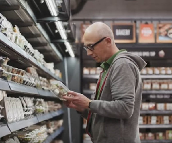 Amazon Testing a Grocery Store with No Checkout