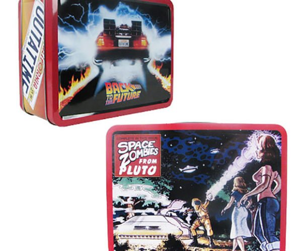 Back to the Future Lunch Box: Back to the Cafeteria