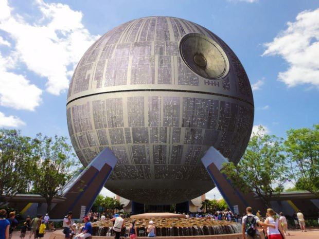 Epcot Spaceship Earth To Become The Death Star Technabob