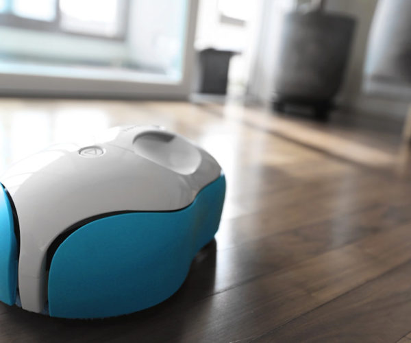 Everybot RS500 Floor Mopping Robot: No More Buckets