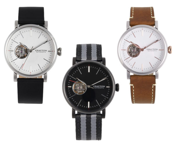 Origin Mechanical Watch by Grayton Is Dumb, But the Band Is Smart
