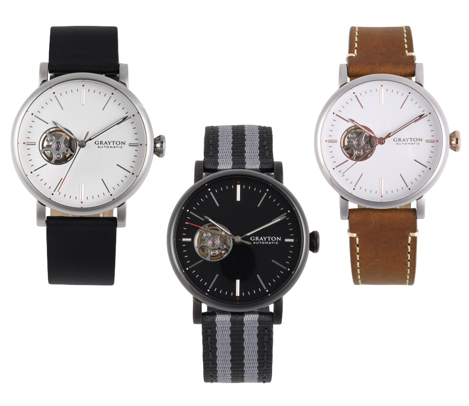 Origin Mechanical Watch by Grayton Is Dumb, But the Band ...
