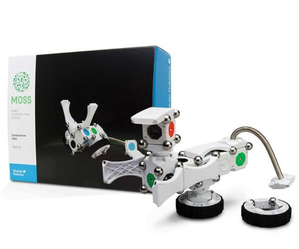 Deal: MOSS Zombonitron 1600 DIY Robot Bundle