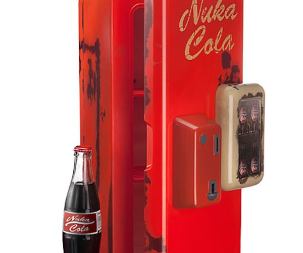 Nuka Cola Mini Fridge Keeps Soda Cool in Your Office Wasteland
