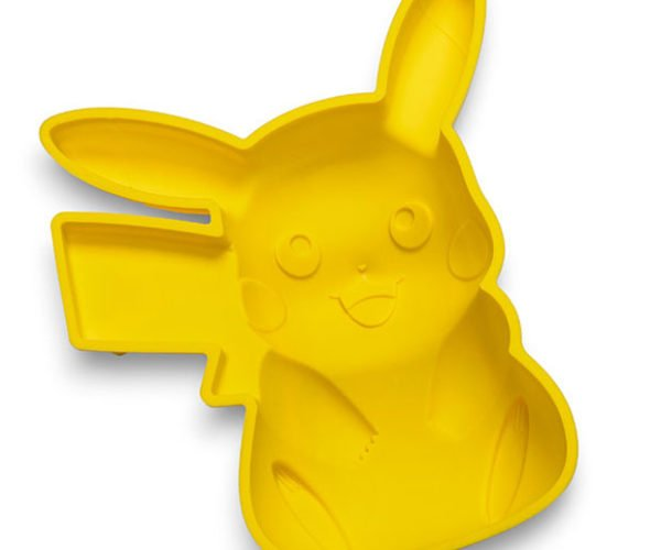 Pikachu Cake Pan: Dessert, I Chews You!