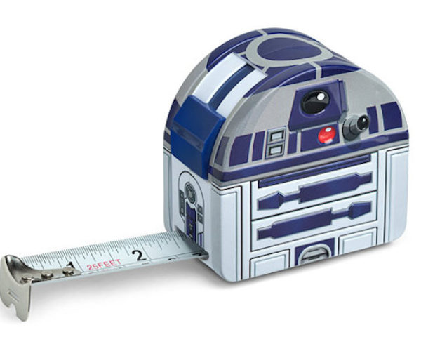 Star Wars R2-D2 Tape Measure: R-Tool-D-Tool