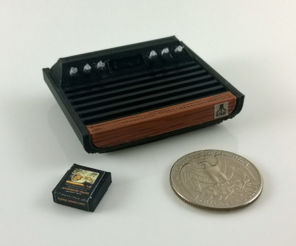 Micro Versions of Classic Consoles and Computers: Micro Machines