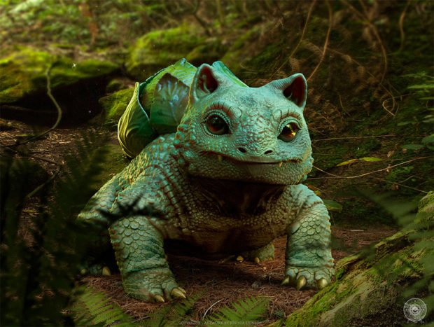 realistic_pokemon_bulbasaur