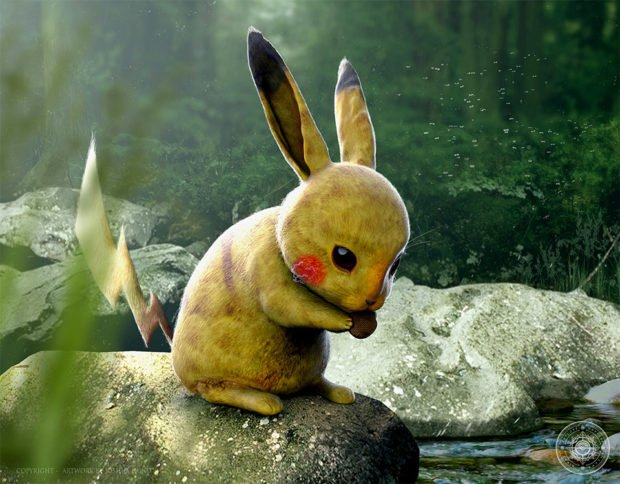 realistic_pokemon_pikachu