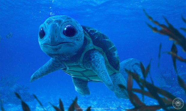 realistic_pokemon_squirtle